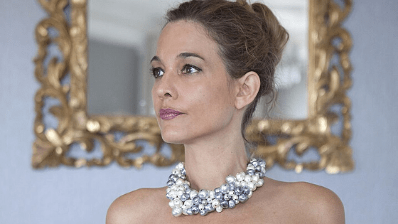 The Casual Art of Wearing Pearls